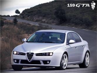 Alfa Romeo 159 GTA by revolution-1