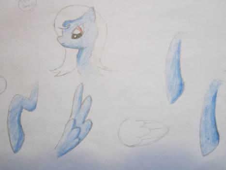 Shading/drawing tests! (sketches)
