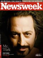 cem yilmaz newsweek cover by mehmeturgut