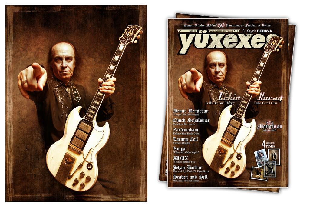 yuxexes cover Erkin Koray by mehmeturgut