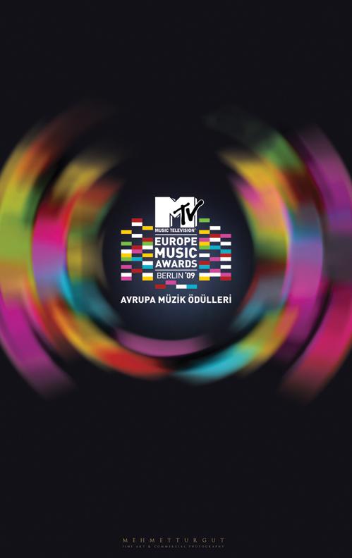 MTV EMA 09 by mehmeturgut