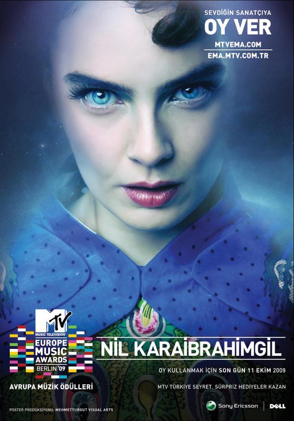 MTVema09 Nil Karaibrahimgil II by mehmeturgut