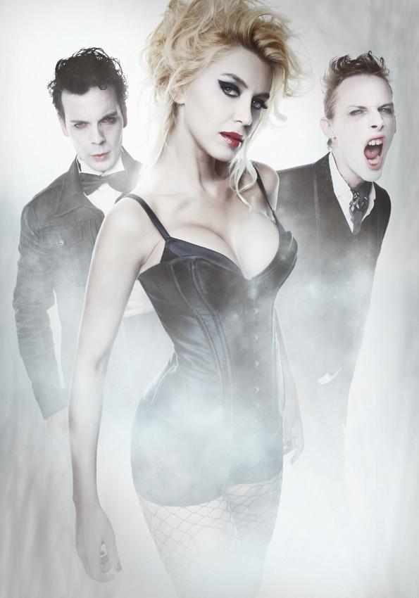 Esquire October Vampire Story by mehmeturgut