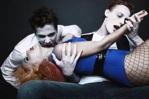 Esquire October VampireStoryII by mehmeturgut