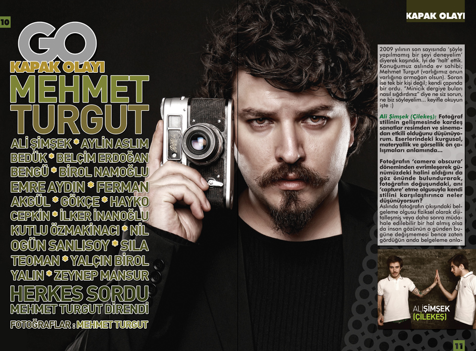 Uniq Cover Mehmet Turgut III by mehmeturgut