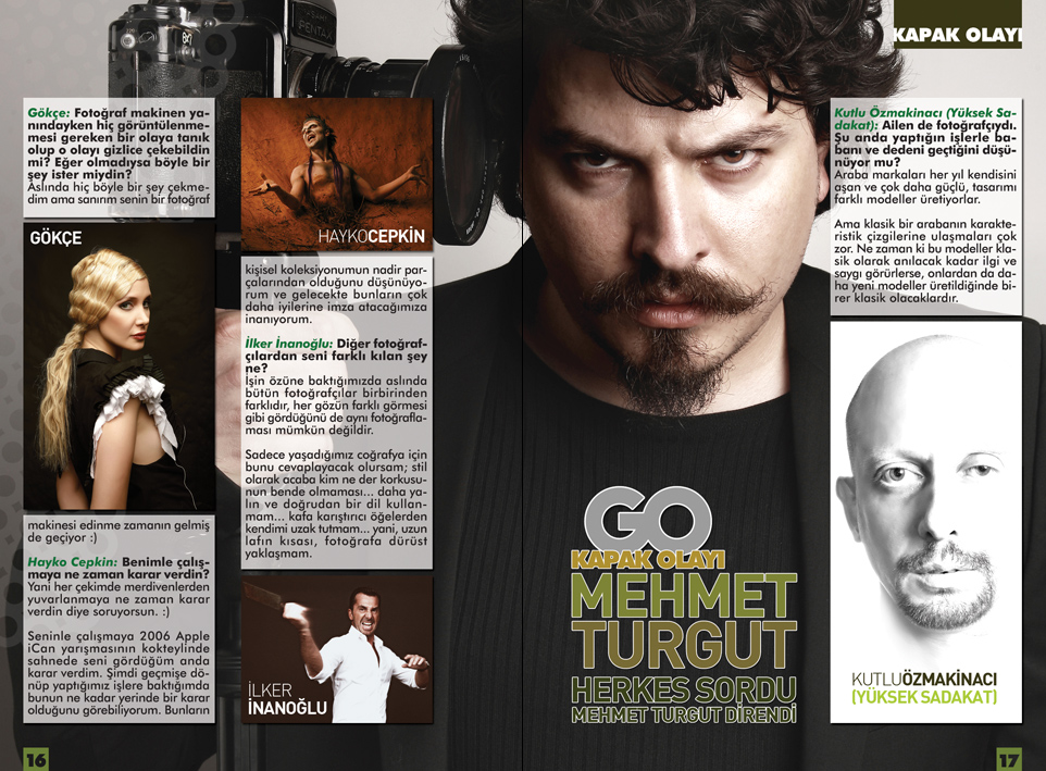 Uniq Cover Mehmet Turgut VI by mehmeturgut