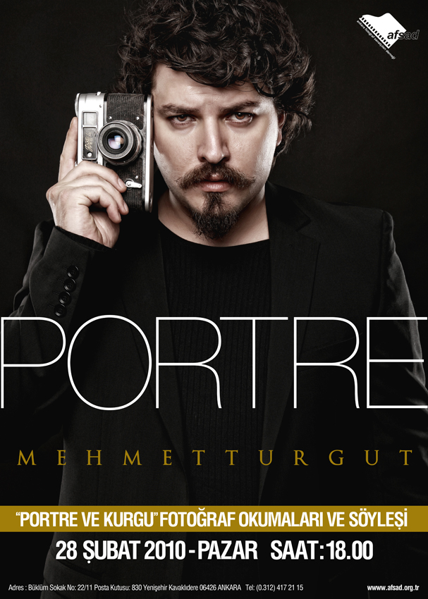 Mehmet Turgut PORTRE by mehmeturgut