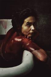 Elizabeth  Bathory by mehmeturgut
