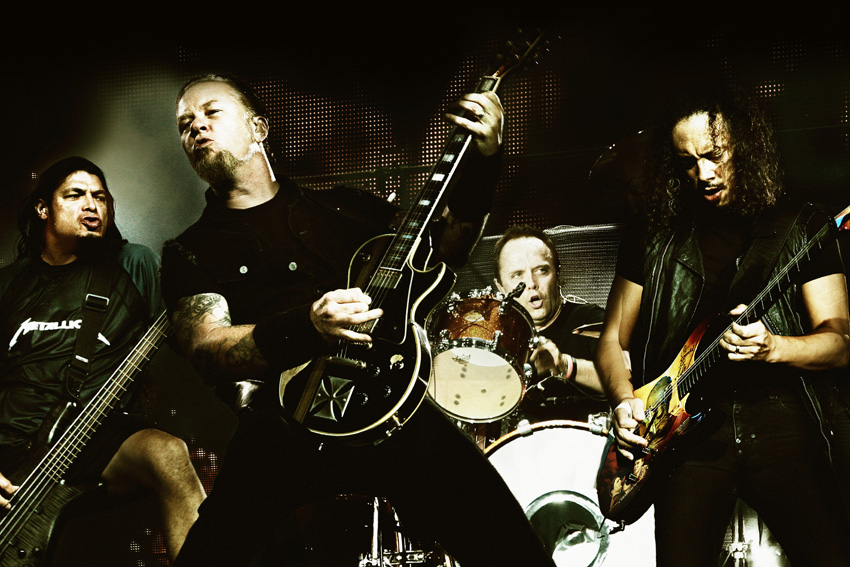 Metallica by mehmeturgut