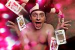buffon in gamble 2. . .