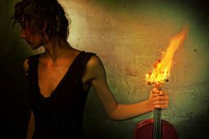 burn away . . . by mehmeturgut