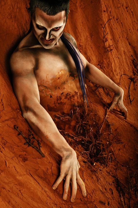 Kurgu Fotoğraf Sanatçısı Mehmet Turgut
