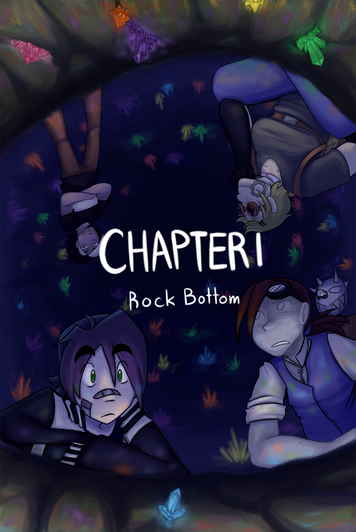 IOCT Chapter 1: Rock Bottom by Mini-Munch