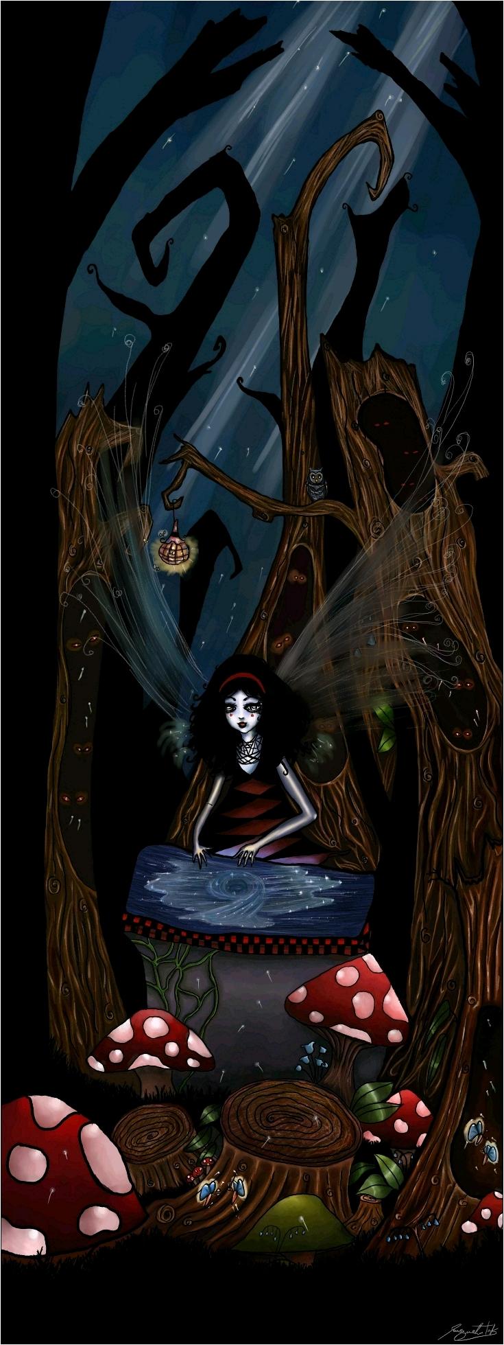 Midsummers NightsDream by VoodooBiatch
