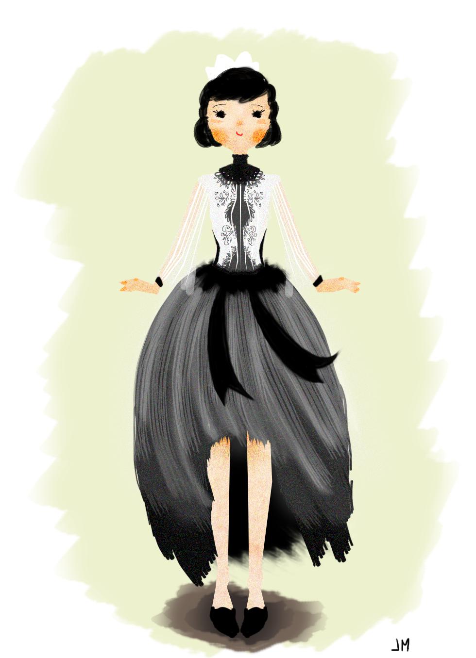 Misa Lisa Dollies by VoodooBiatch