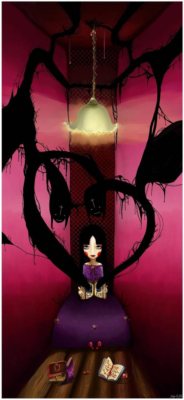 Her New Storyteller by VoodooBiatch