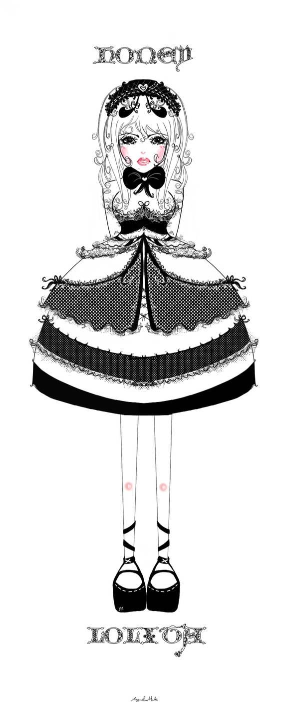 EGL Lolita Honey by VoodooBiatch