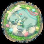 Happy Easter! WIP by Wickerish