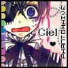 Ciel Phantomhive by NeeYumi