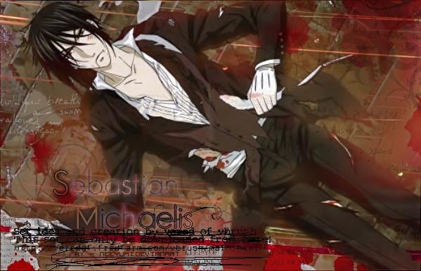 Kuroshitsuji - his butler,gory by NeeYumi