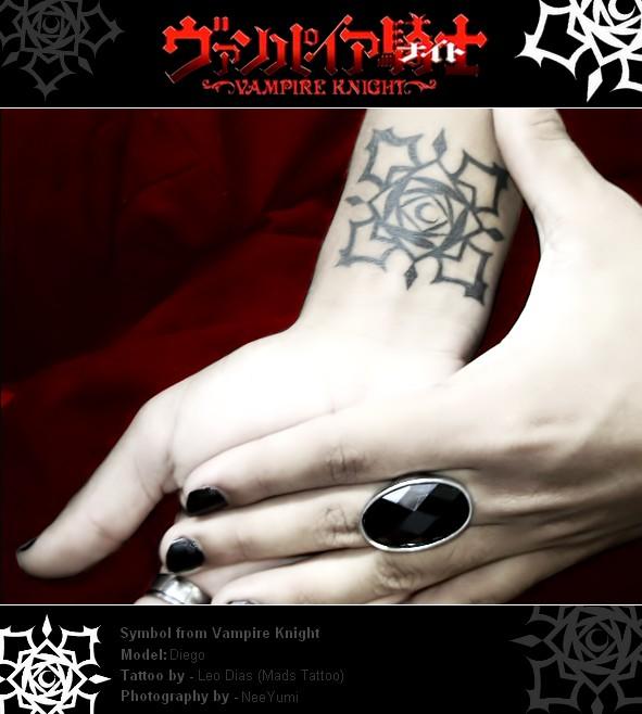 Vampire Knight Tattoo by NeeYumi on DeviantArt