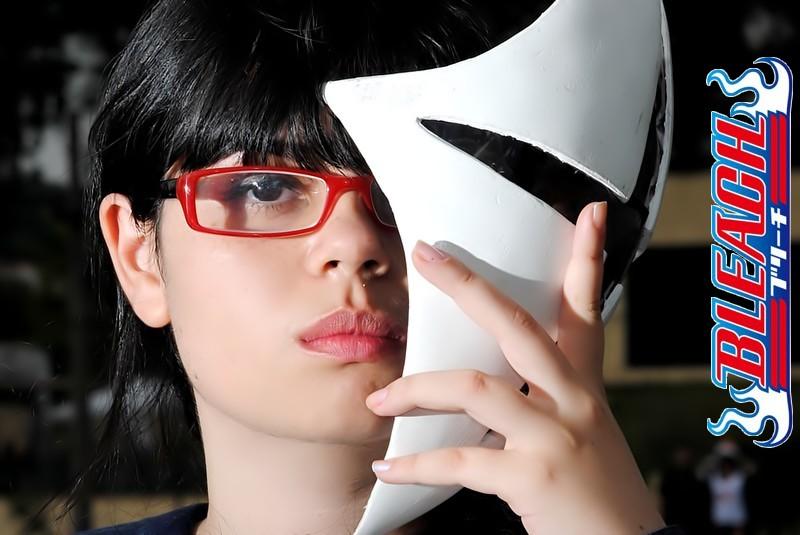 Lisa Yadomaru:The mask by NeeYumi