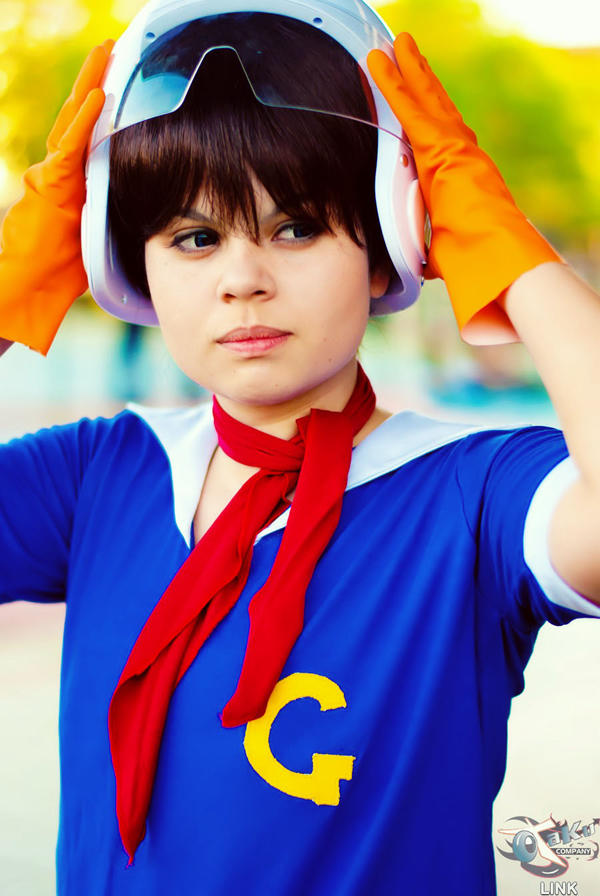 Speed Racer Cosplay by NeeYumi