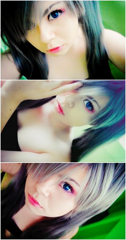 Kuroshitsuji Lady Ciel - makeup test by NeeYumi