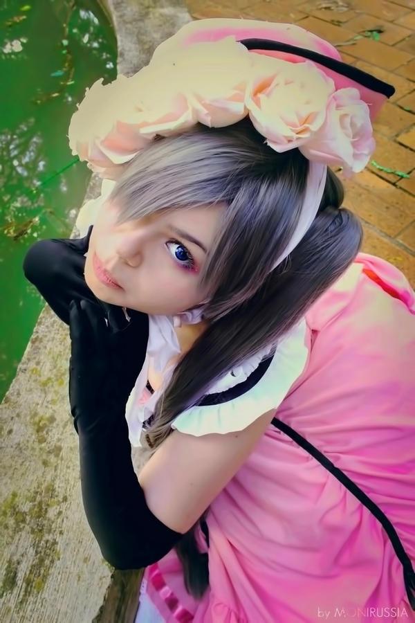 Ciel Phantomhive - Robin by NeeYumi