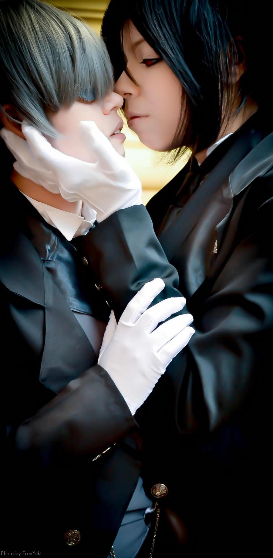 Kuroshitsuji: Butlers in fan-service by NeeYumi