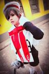 Kuroshitsuji - The boy and the Rabbit O1