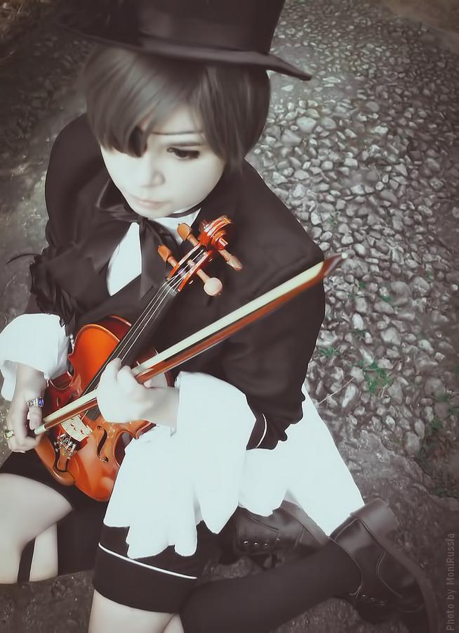 Ciel Phantomhive - Chaconne by NeeYumi