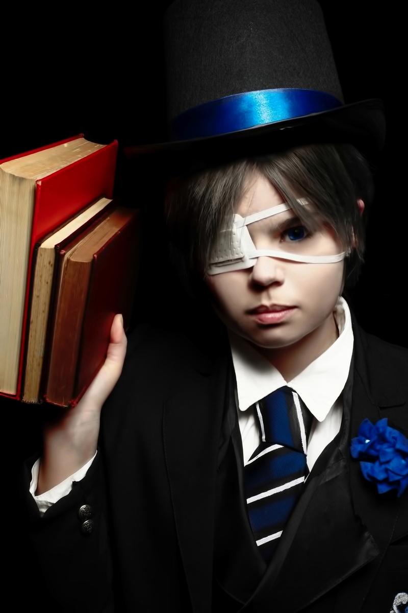 Kuroshitsuji Weston College - Schoolboy by NeeYumi