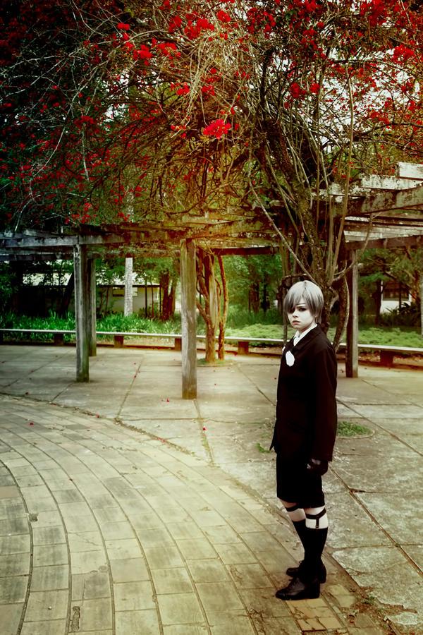 Kuroshitsuji - Lost in Paradise by NeeYumi