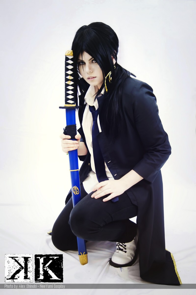 K Project - Yatogami Kuroh by NeeYumi