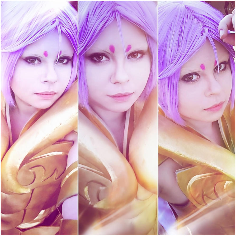 Saint Seiya - Aries Mu by NeeYumi