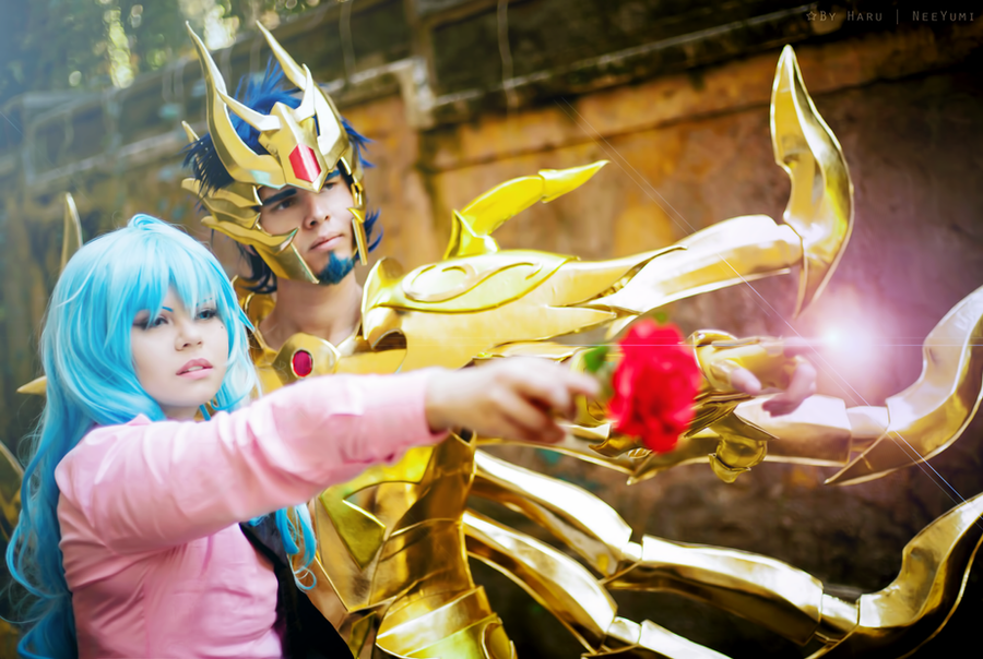 Saint Seiya - Soul of Gold by NeeYumi