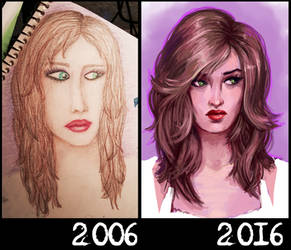 The Difference a Decade Makes by chainSMA