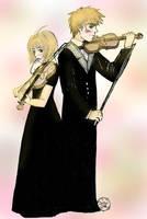 .: Orchestra Duet Sak Sayo :. by Delight046