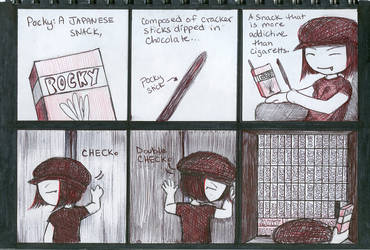 .: Smile Comic 001 :. by Delight046
