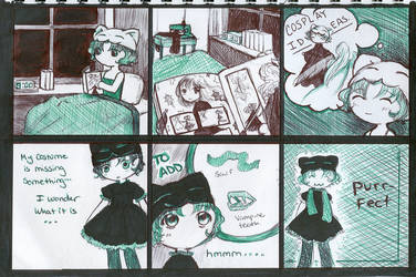 .: Smile Comic 003 :. by Delight046
