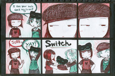 .: Smile Comic 004 :. by Delight046