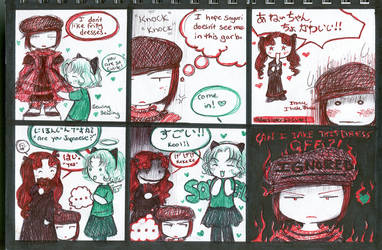 .: Smile Comic 005 :. by Delight046