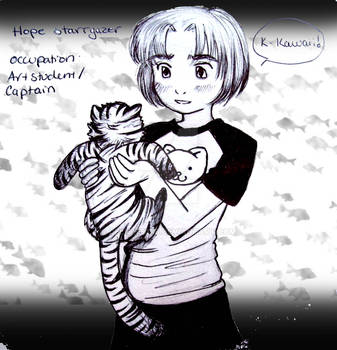 Chara D: Hope and Byte again