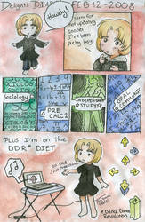.: Delight Diary p 1 :. by Delight046