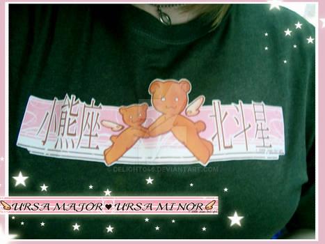 .: T-Shirt Big Little Bear :.