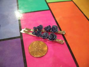 .: Blue Rose Barretts :.