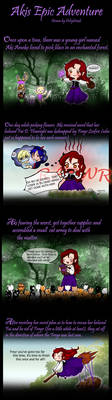 Akis EPIC Adventure pt1 by Delight046
