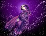 The Purple Geisha's Sorrow