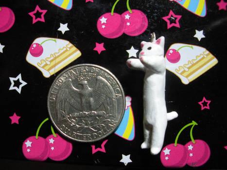 Long Cat Cellphone Charm
